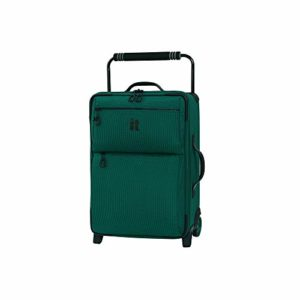 IT Luggage 21.8″ World's Lightest Los Angeles 2 Wheel Carry On